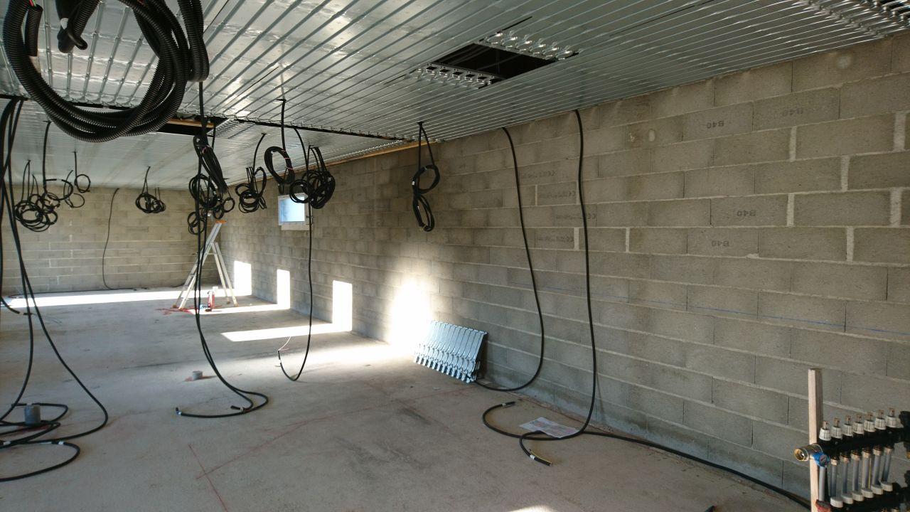 Plafond chauffant Plafino