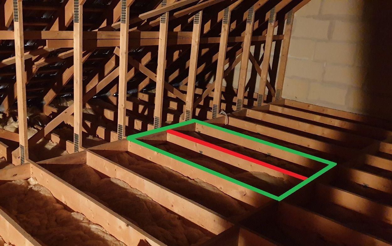 Creation D Une Tremie Escalier couper un entrait porteur pour création trémie escalier