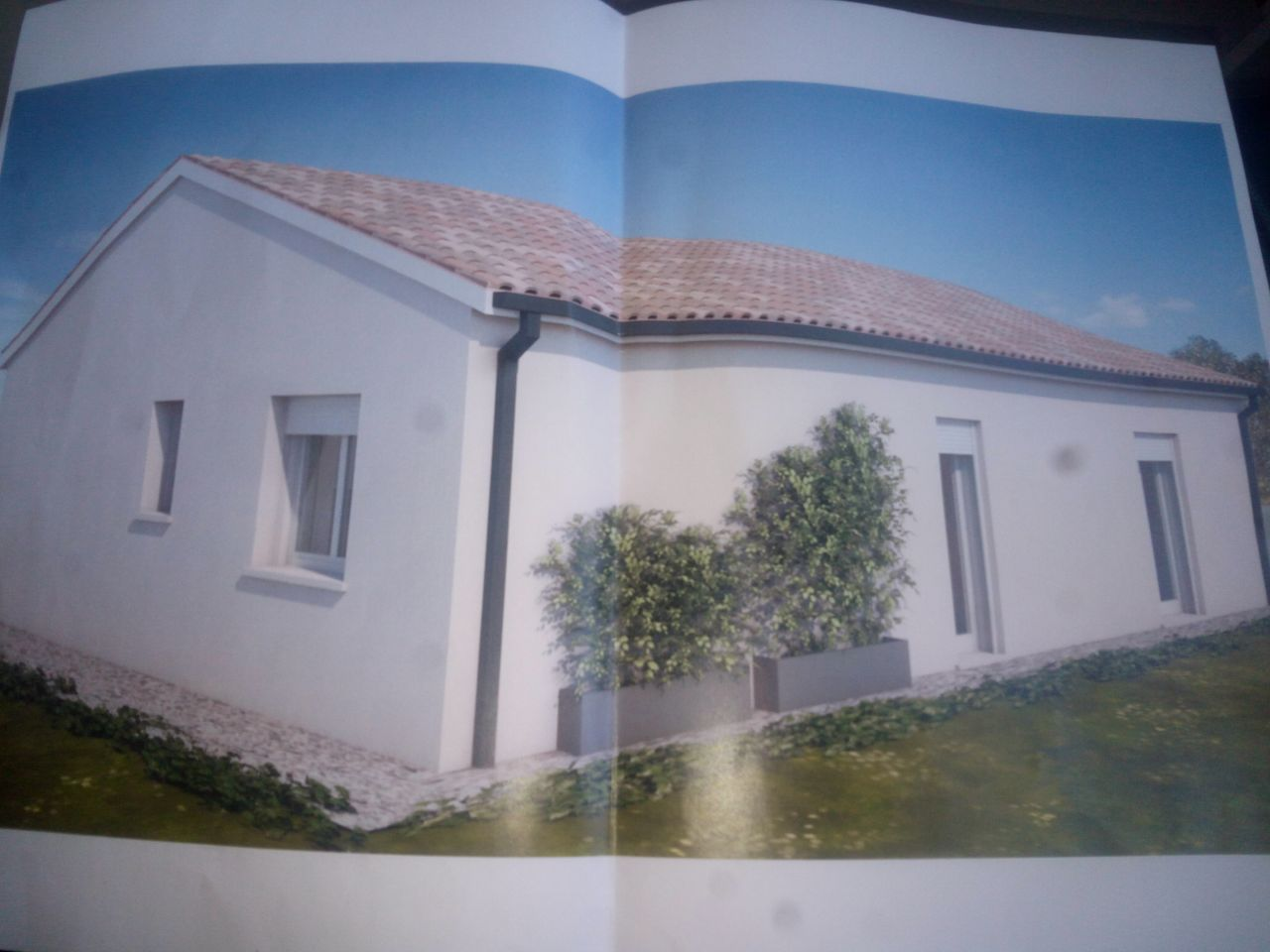 photo implantation maison