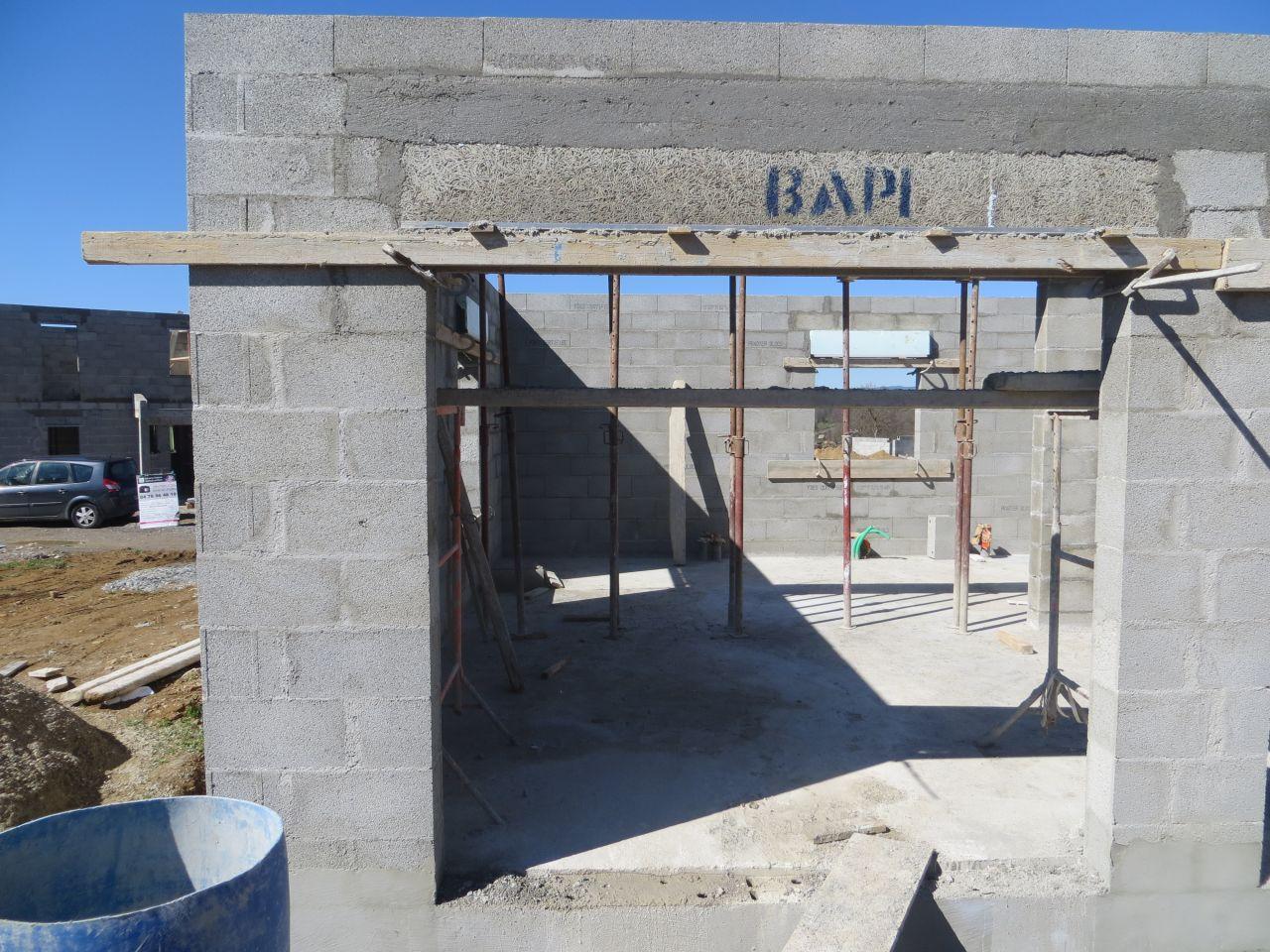 Fin des murs du RDV