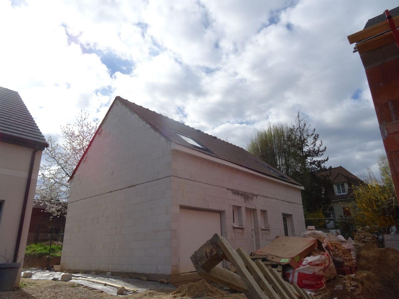 Ouaou ! 2 mois après, le toit est enfin refermé !