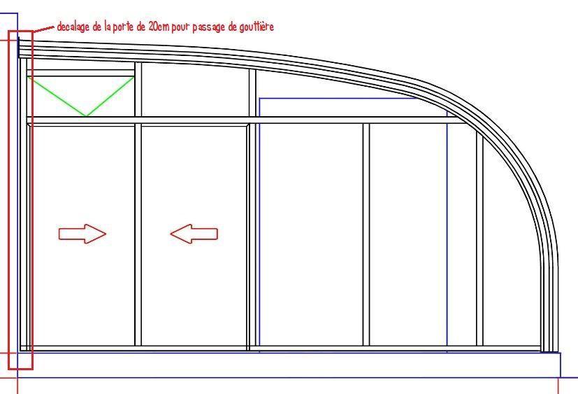 coupe abri de terrasse