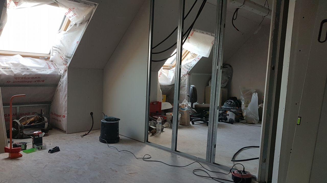 autre vue entre chambre N1 et N2