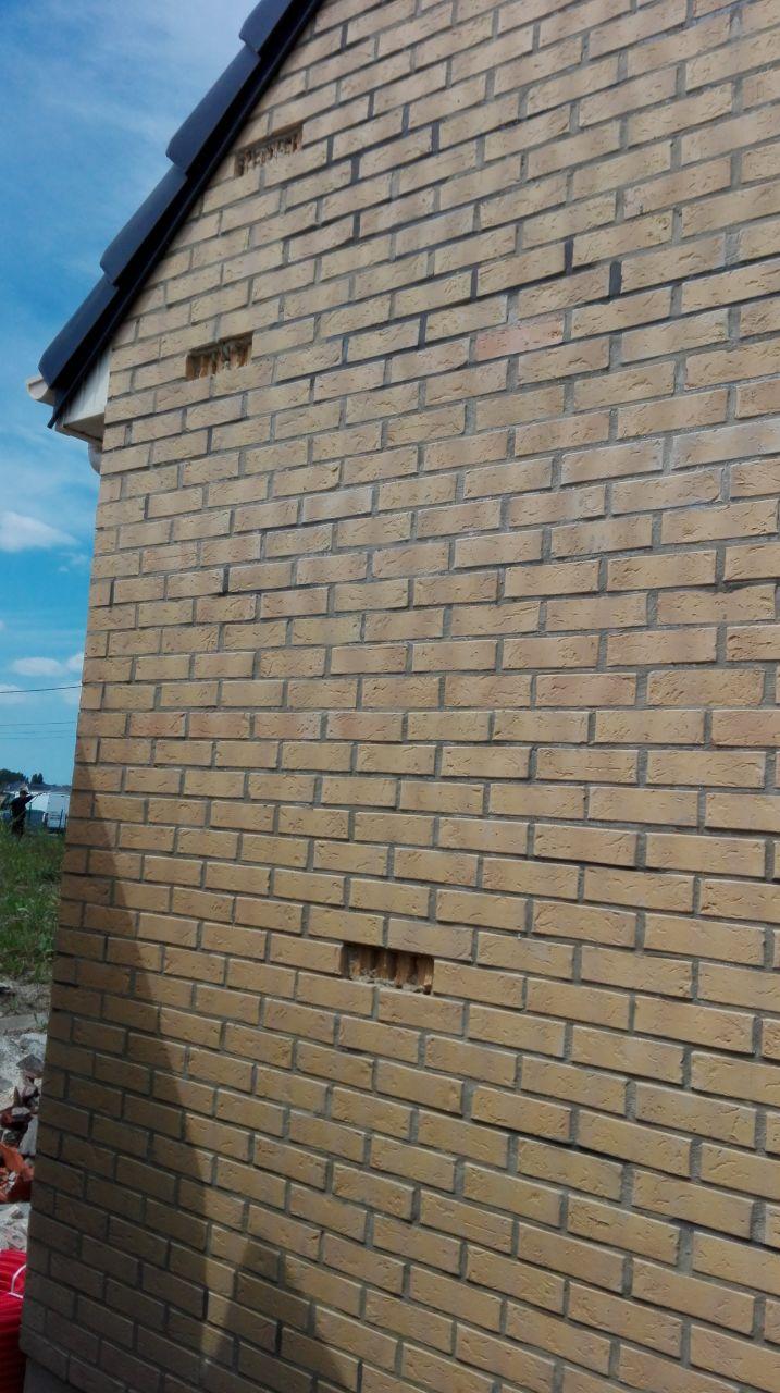 on fait casser 3 briques