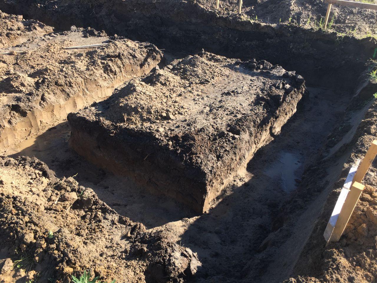 """Des """"plots"""" de terre empêcheront la circulation dans le vide sanitaire"""