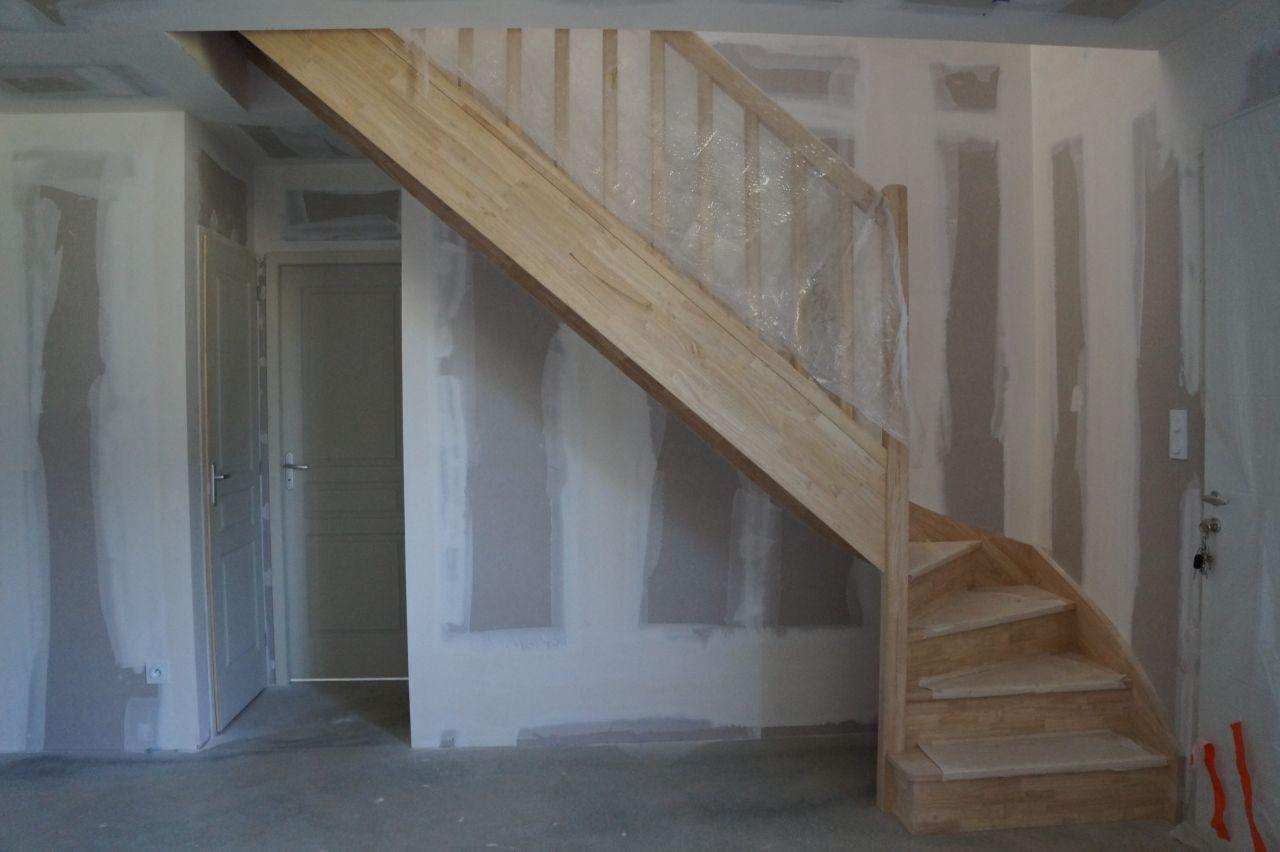 entrée + escalier