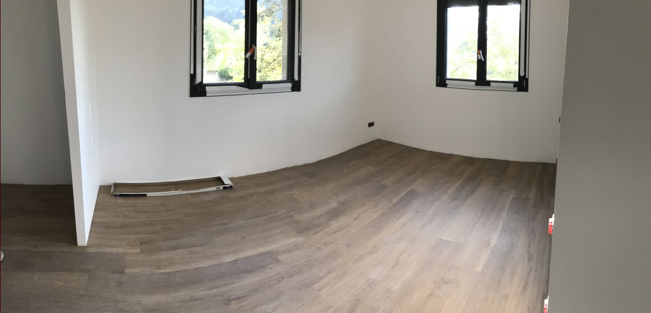 Sol et peinture chambres