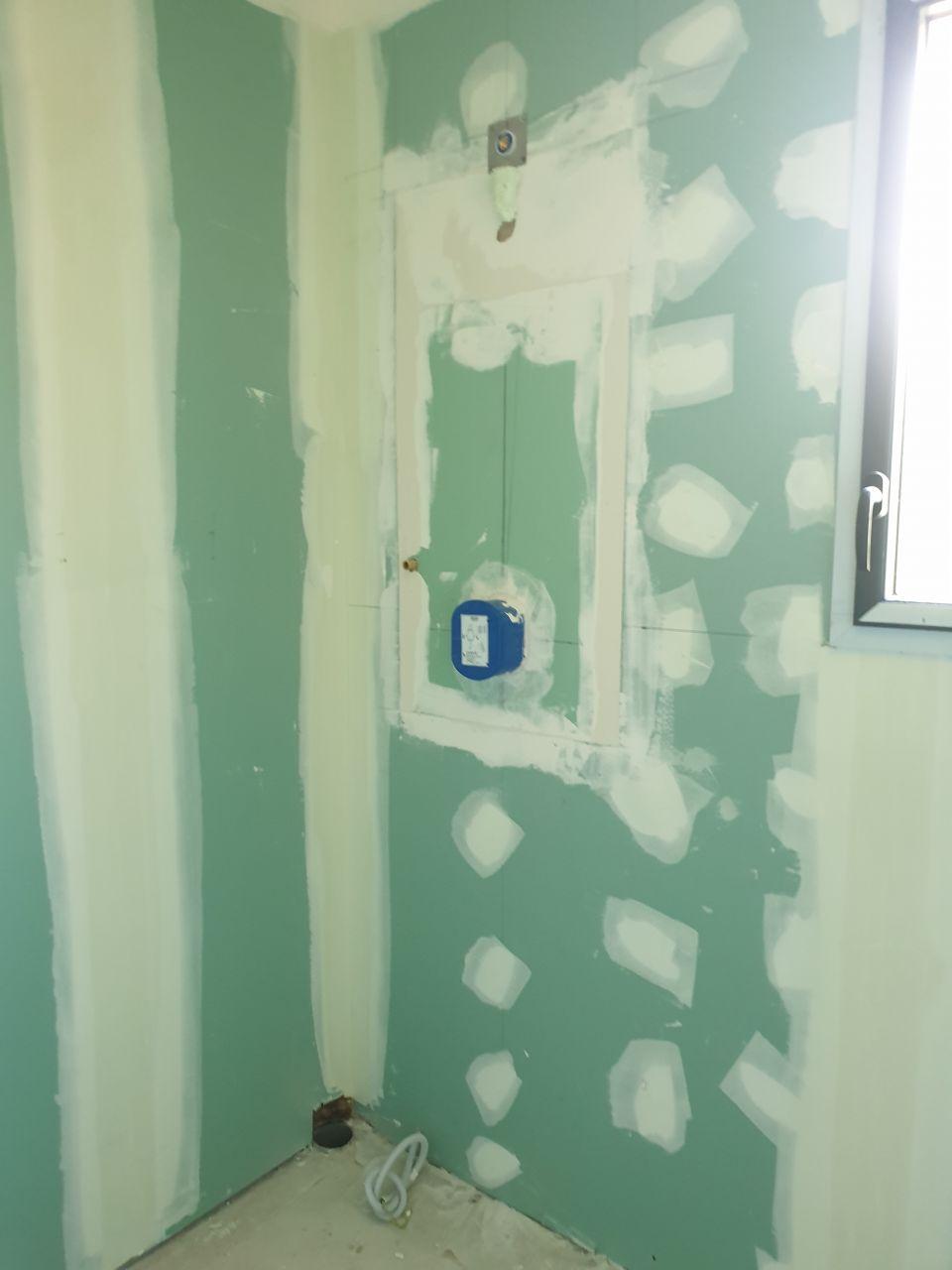 Système de douche intégré - Modèle prévu GROHE