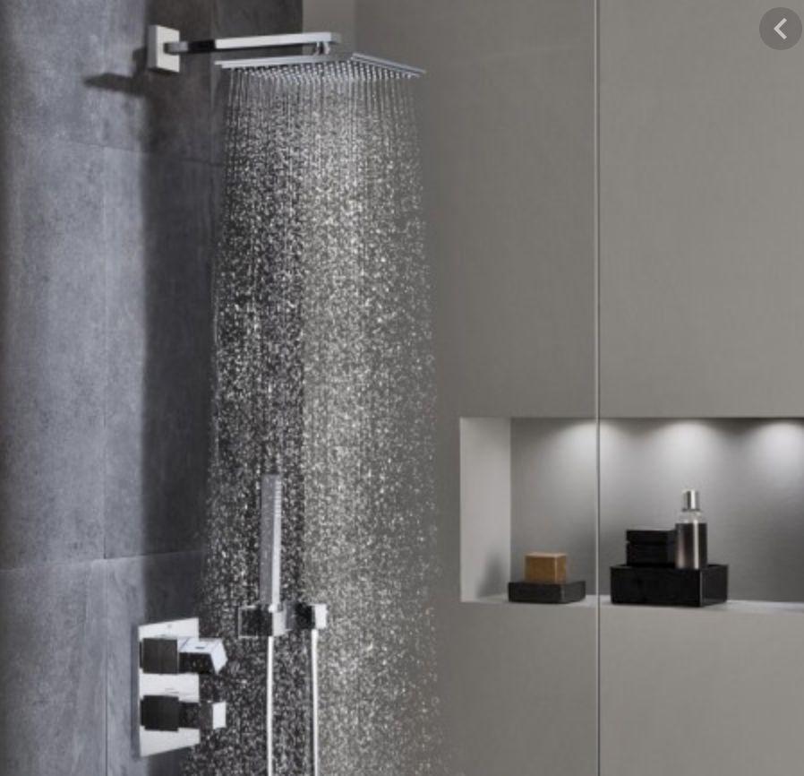 Système de douche encastré GROHE RAINSHOWER ALLURE 230