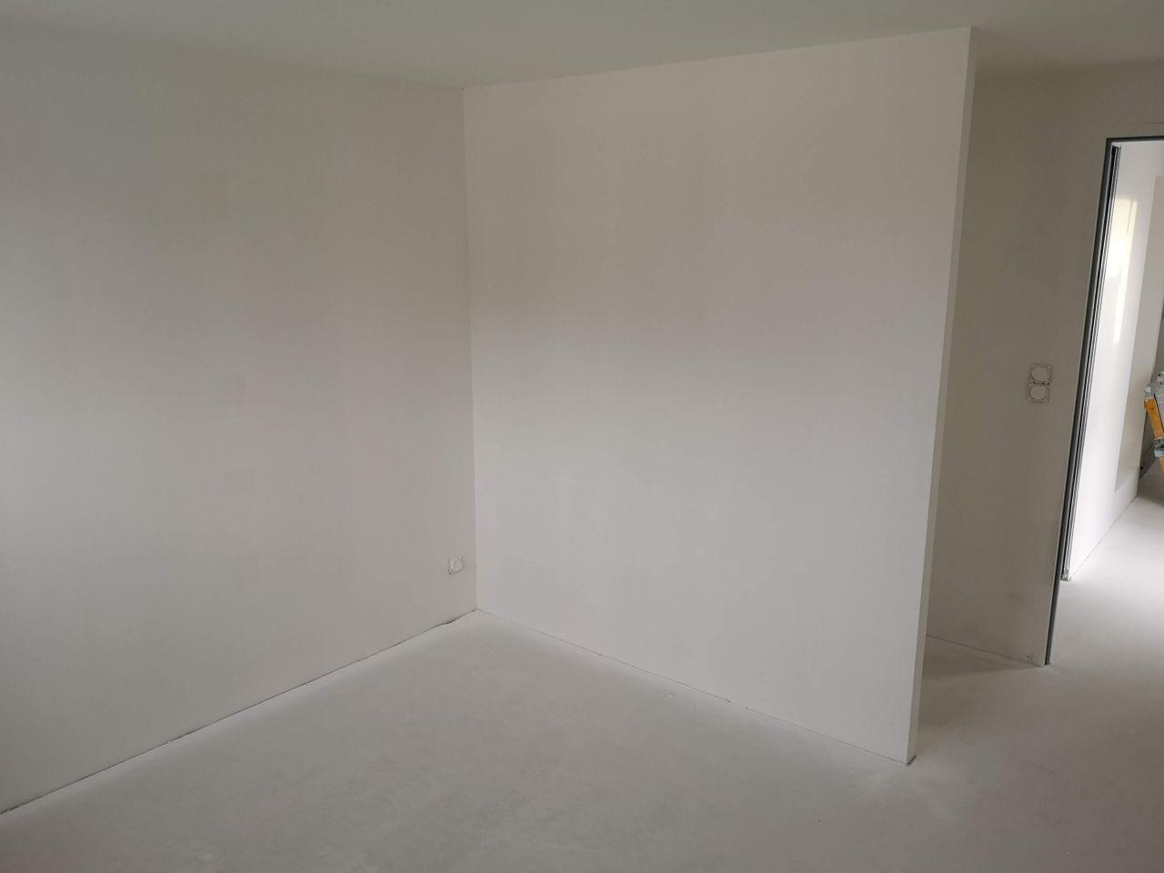 Sous-couche des chambres de l'étage