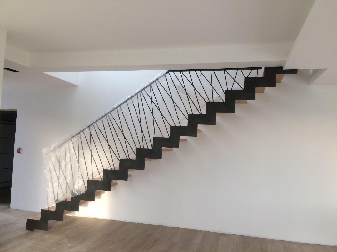 Escalier pose!