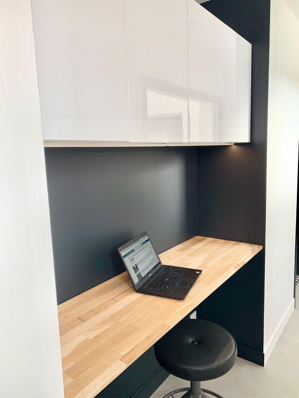 Bureau couloir