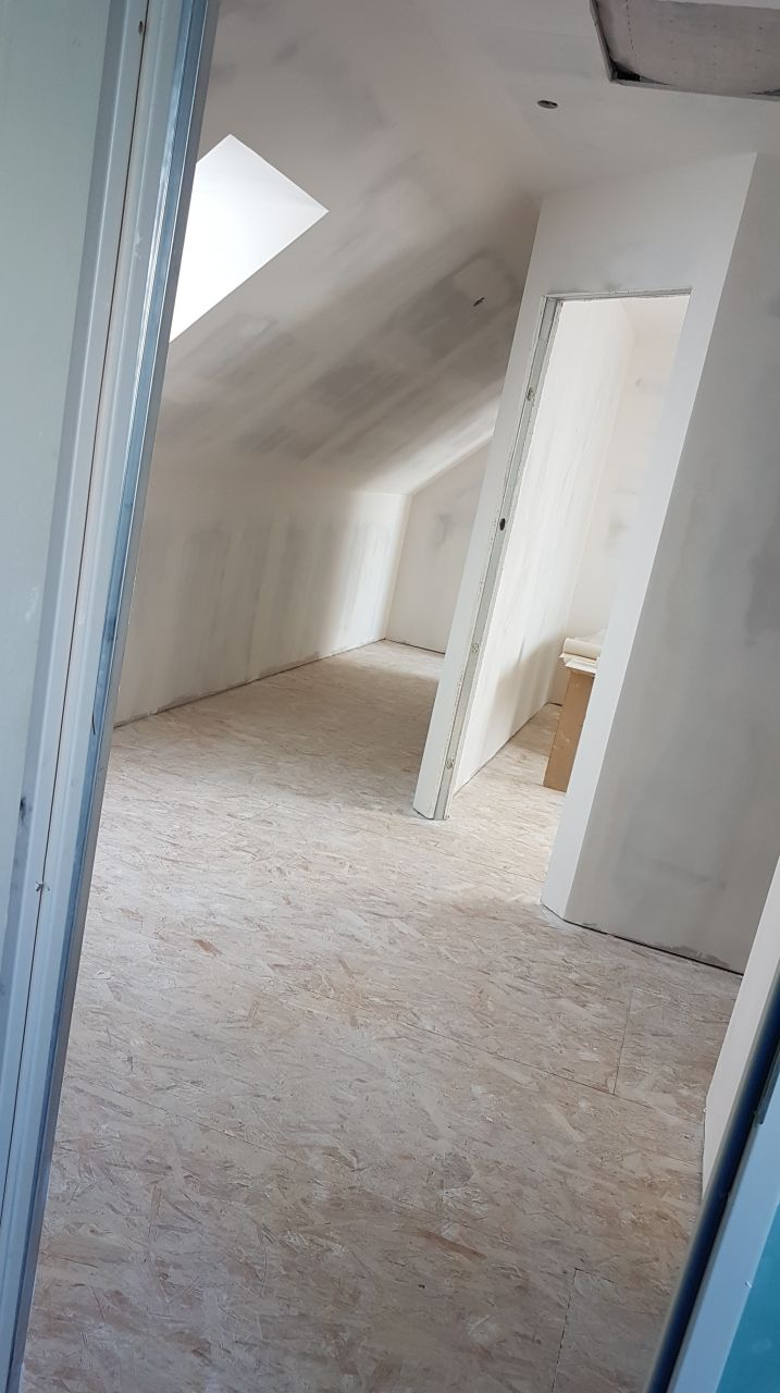 Vue couloir/palier etage