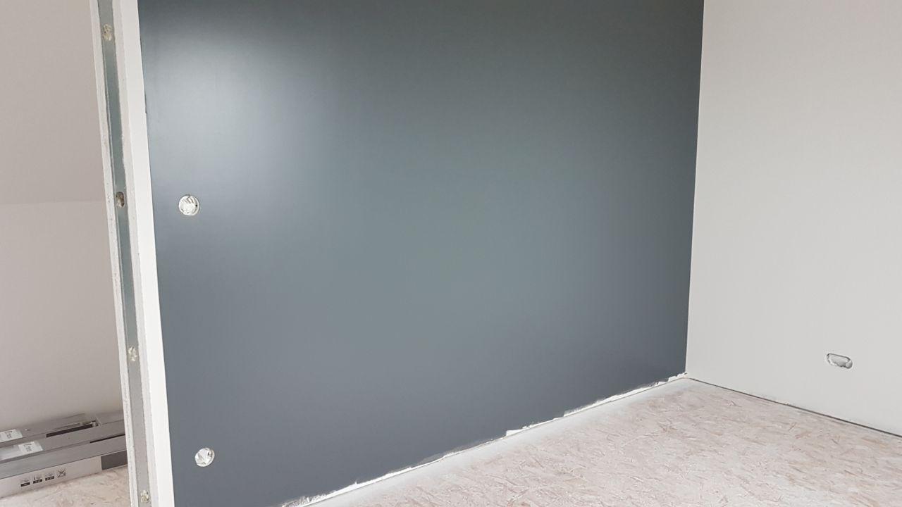 Peinture Gris paris 3 chambre 4