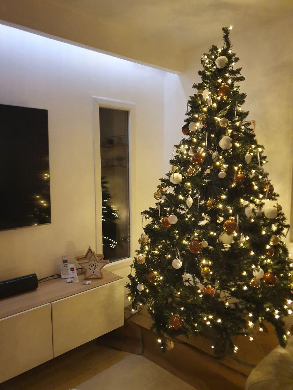 Premier Noël à la maison !!