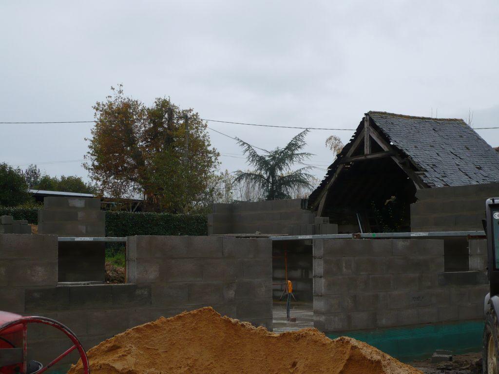 19/11/2010 : façade avant