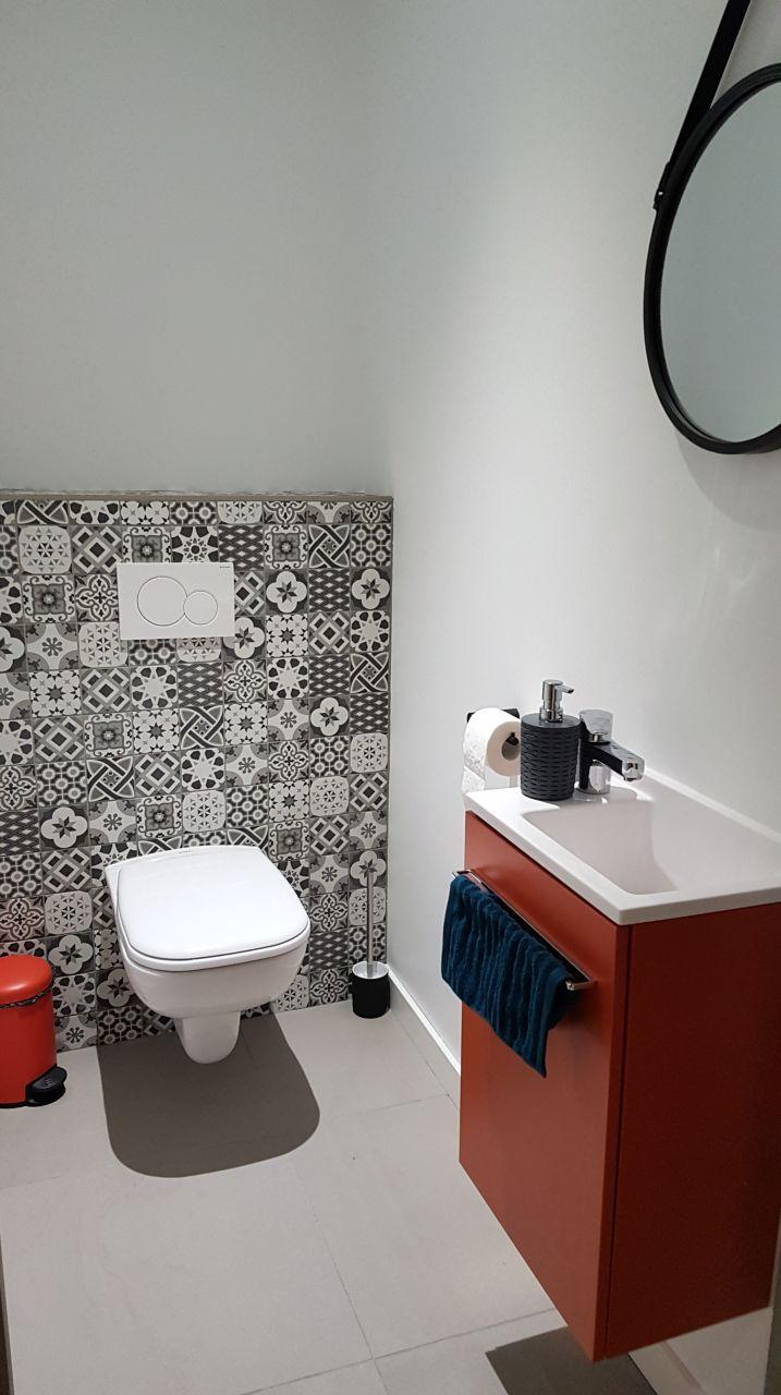 WC rez de chaussée ou invité