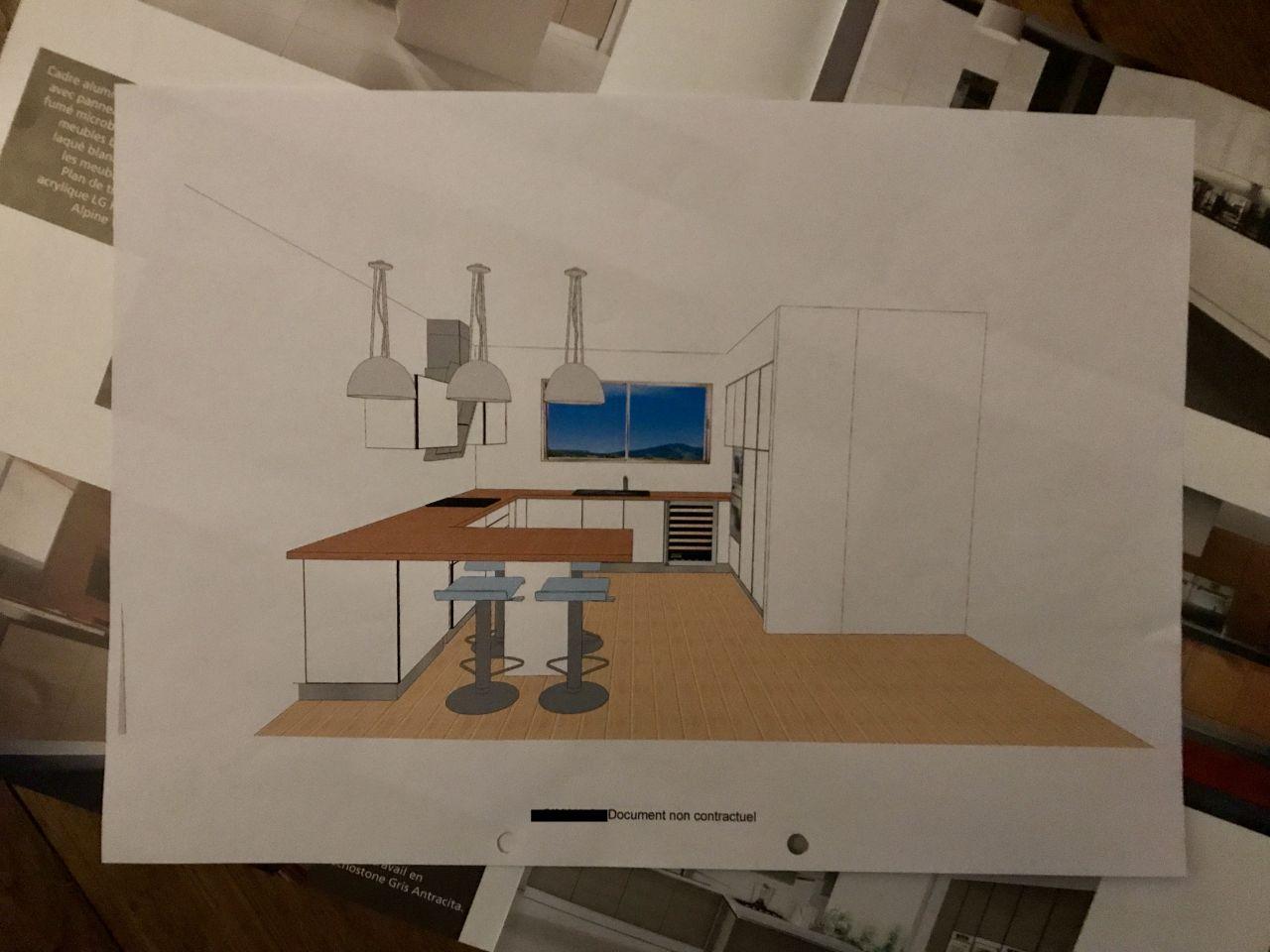 Projet plan cuisine.