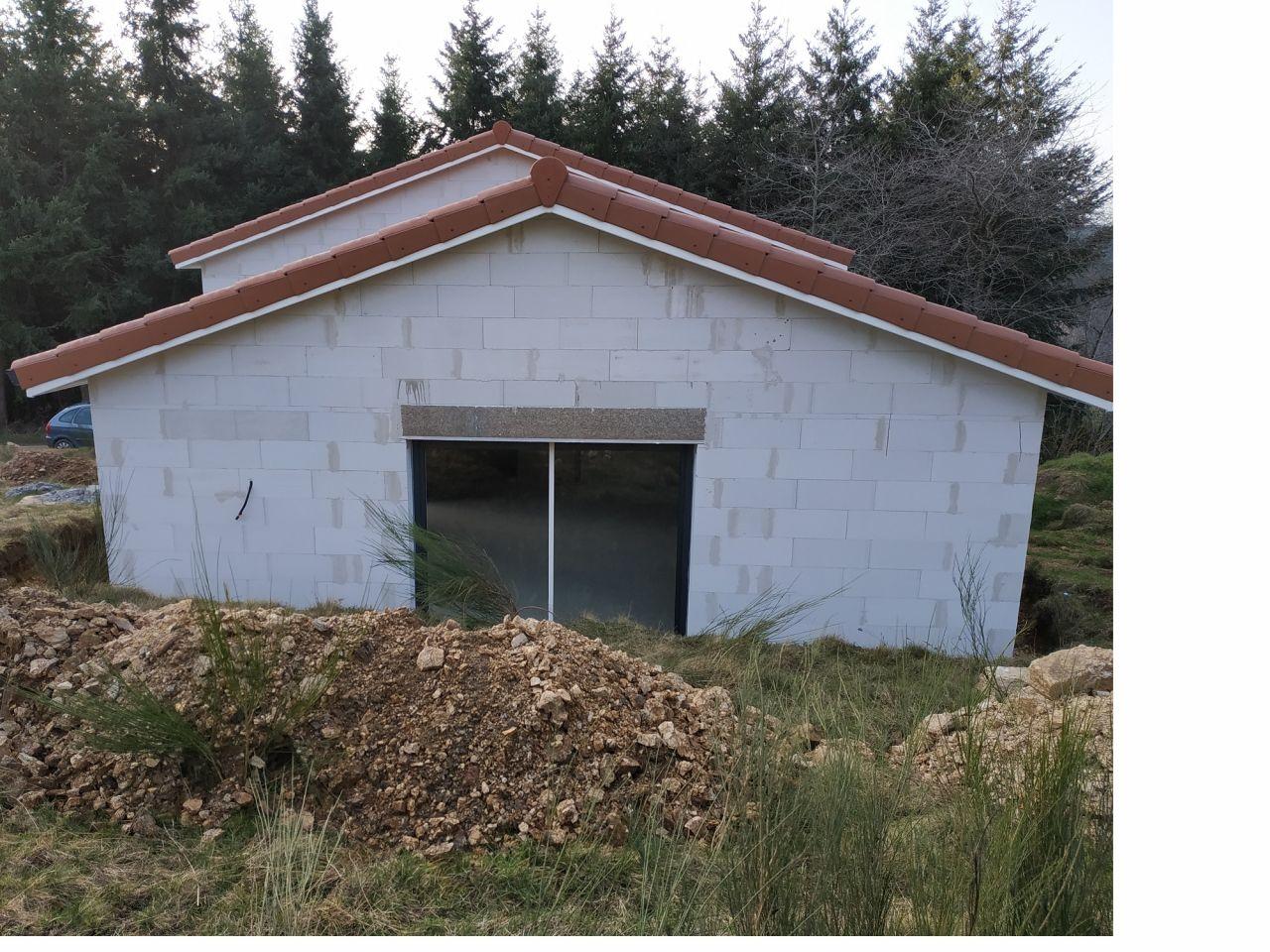 vue baies vitrée ( avec l' erreur de montant blanc sur les baies vitrées ).