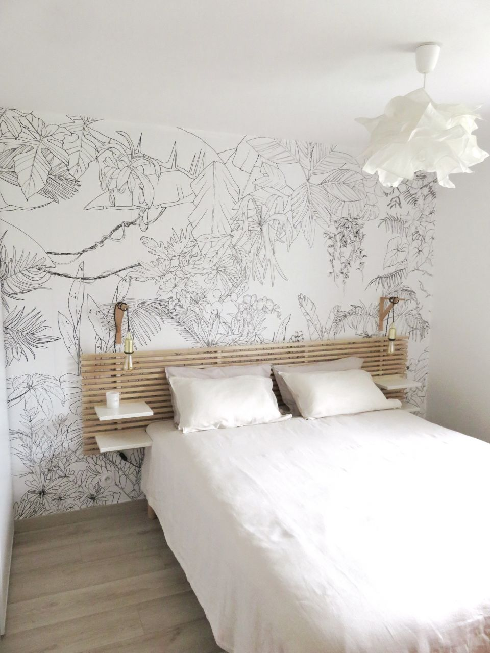 Relooking chambre parentale