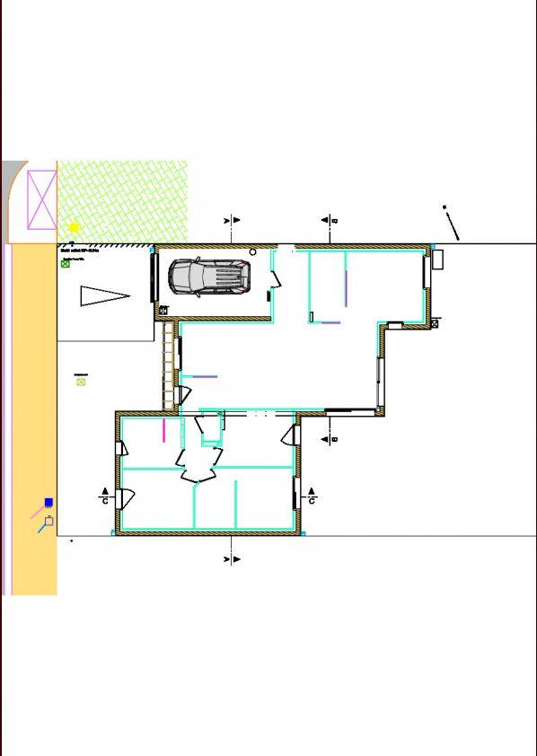 Plan d'intérieur