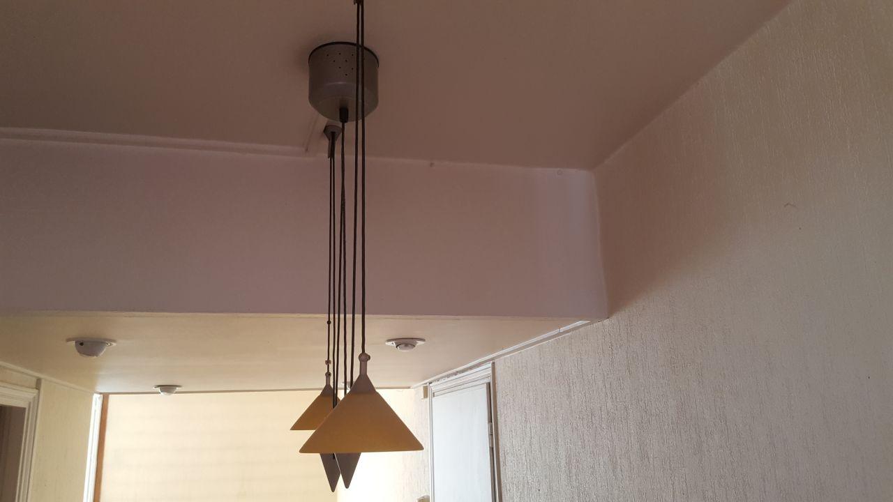 Future buanderie :  <br /> Faux plafond / Coffre de rangement