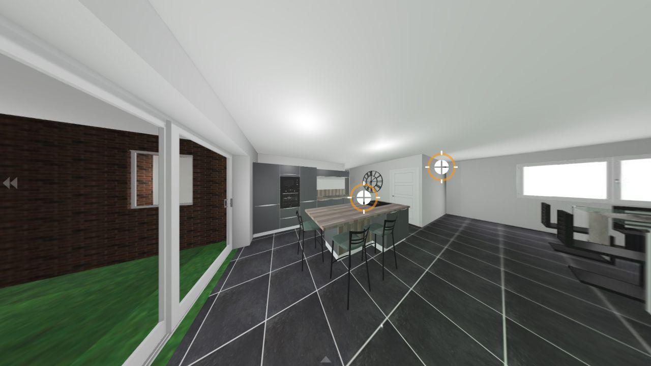 Vision 3D cuisine premier jet