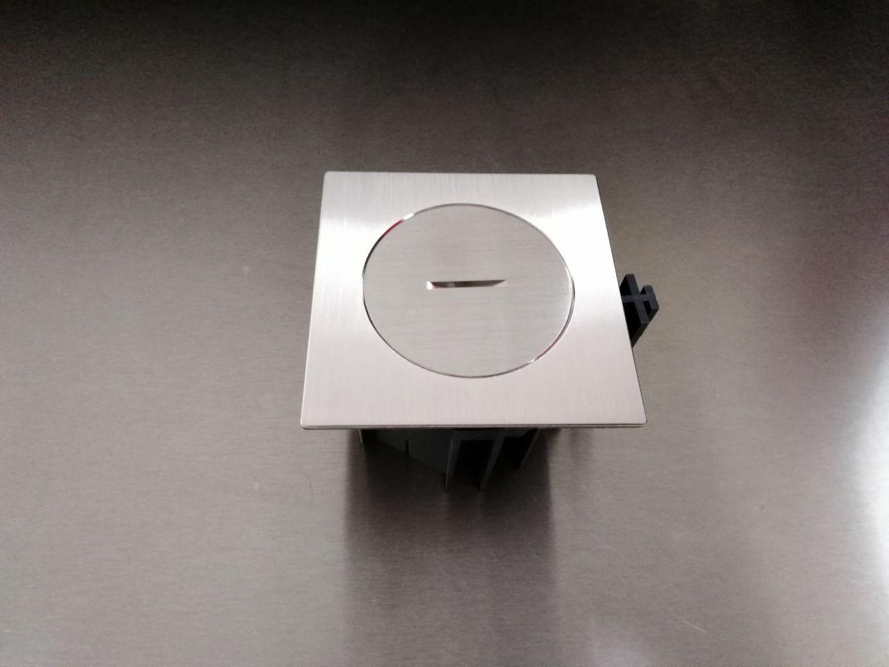 Prise de sol, modèle ARPI Floor socket IP-66