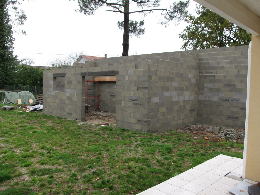 votre avis pour charpente monopente annexe garage 7 messages. Black Bedroom Furniture Sets. Home Design Ideas