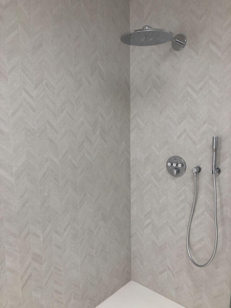 Douche étage