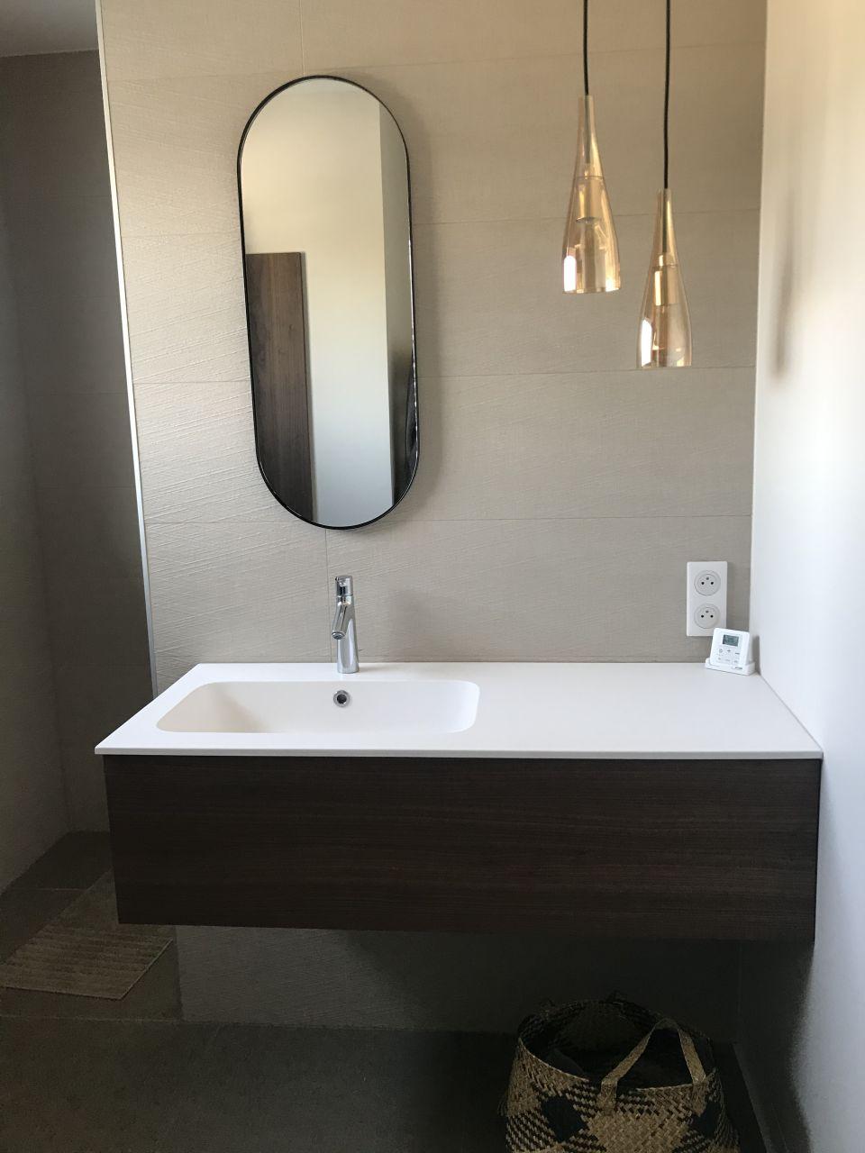 Salle de bain parentale terminée