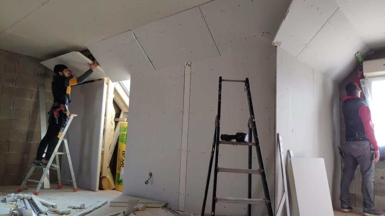 chambre 2 + palier