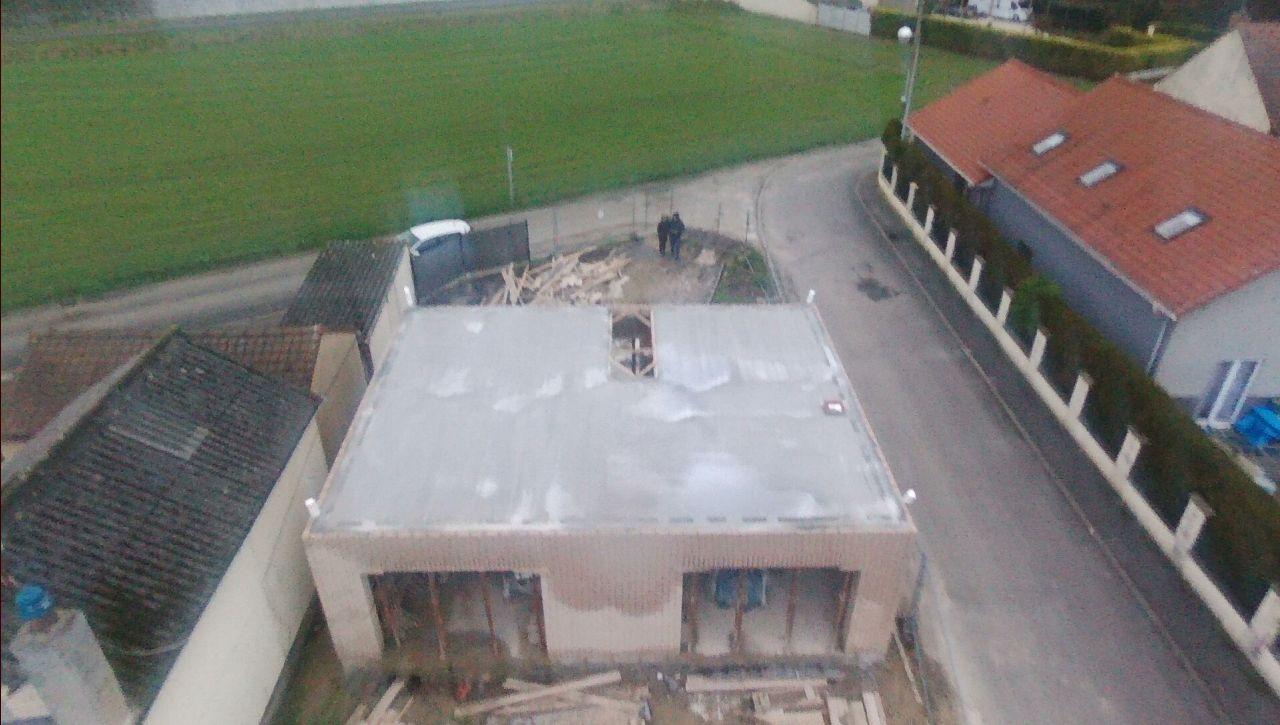 plancher 1er étage