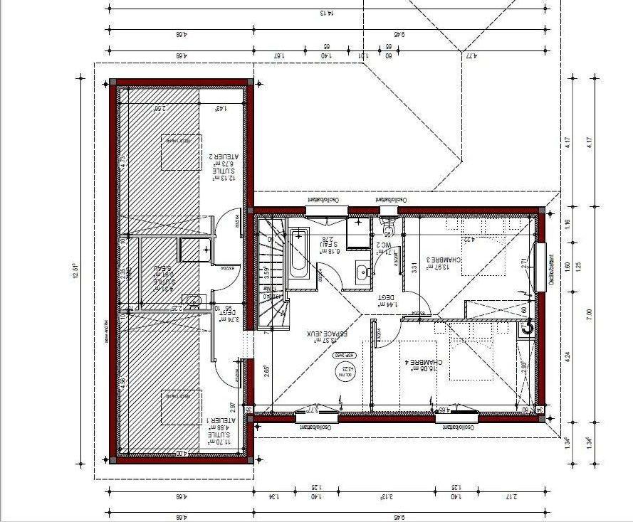 AVP 4 - 1er étage
