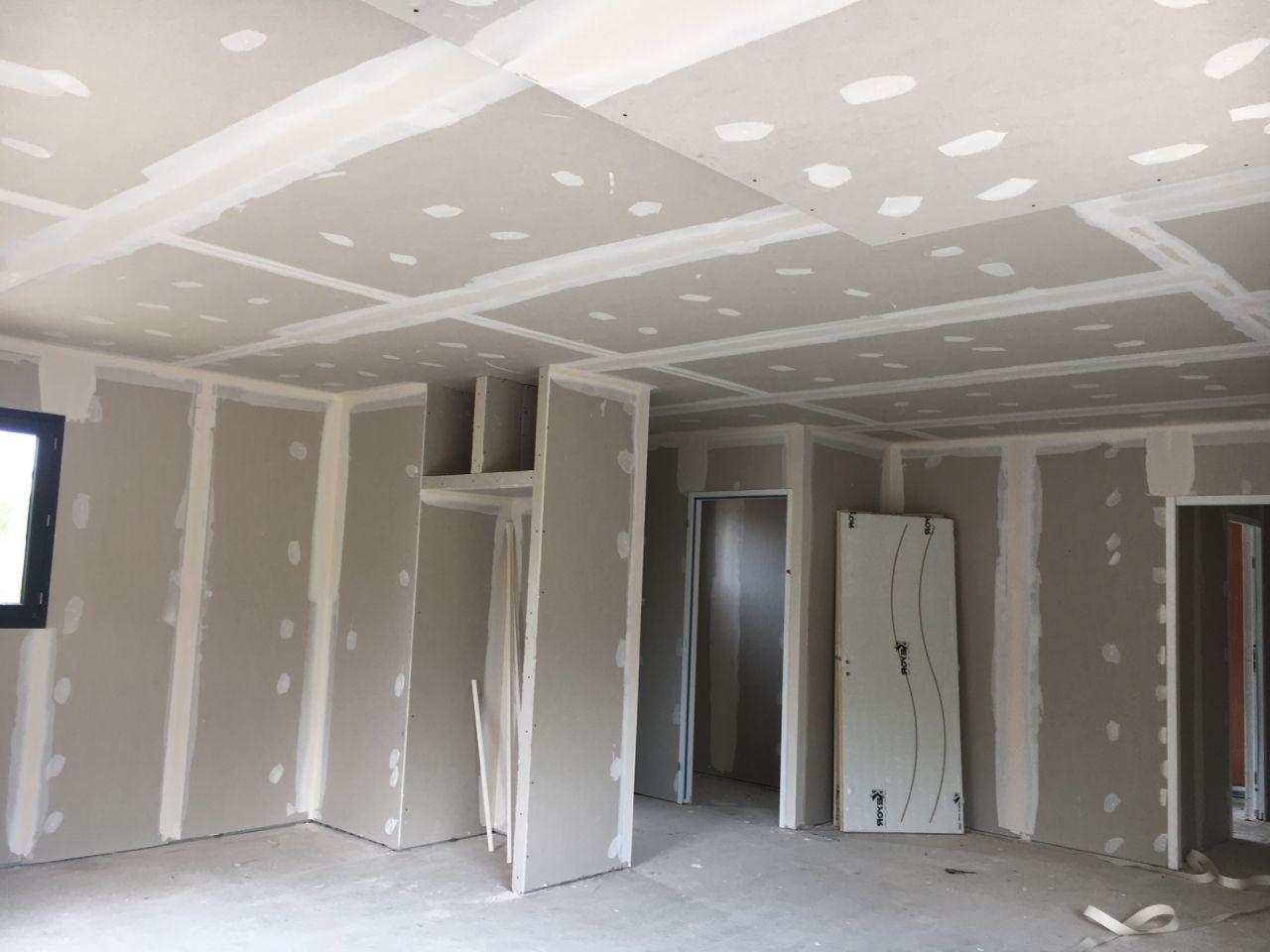 Cloisons interieurs