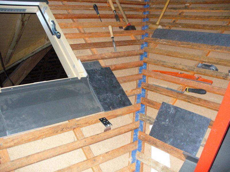 Positionnement fen tre de toit et noue 14 messages - Noue en zinc ...