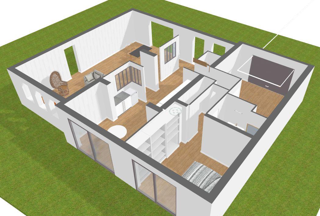 plan 3D 2