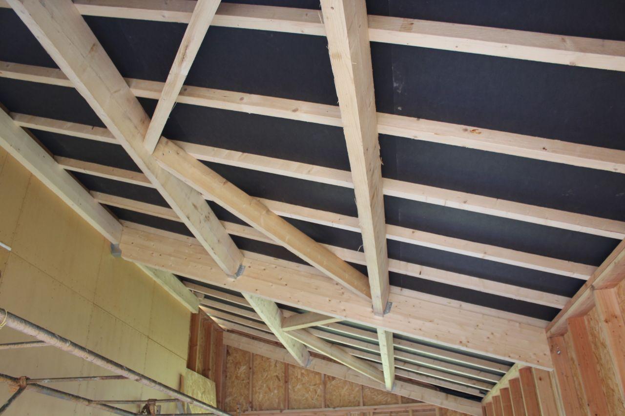 charpente garage