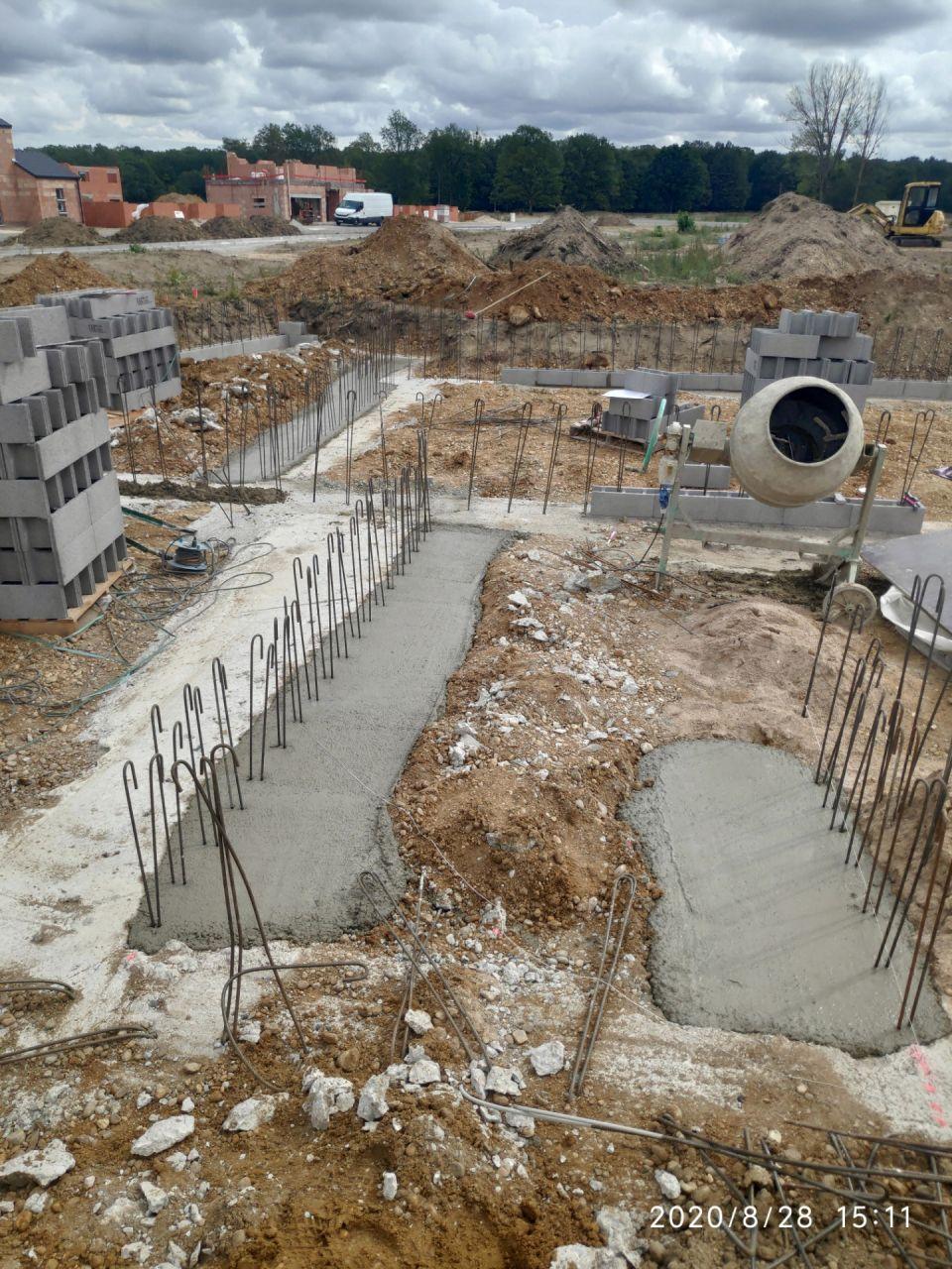 nouvelles fondations