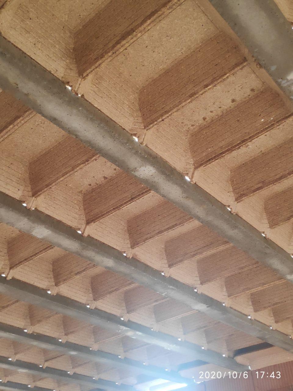 les toits plats