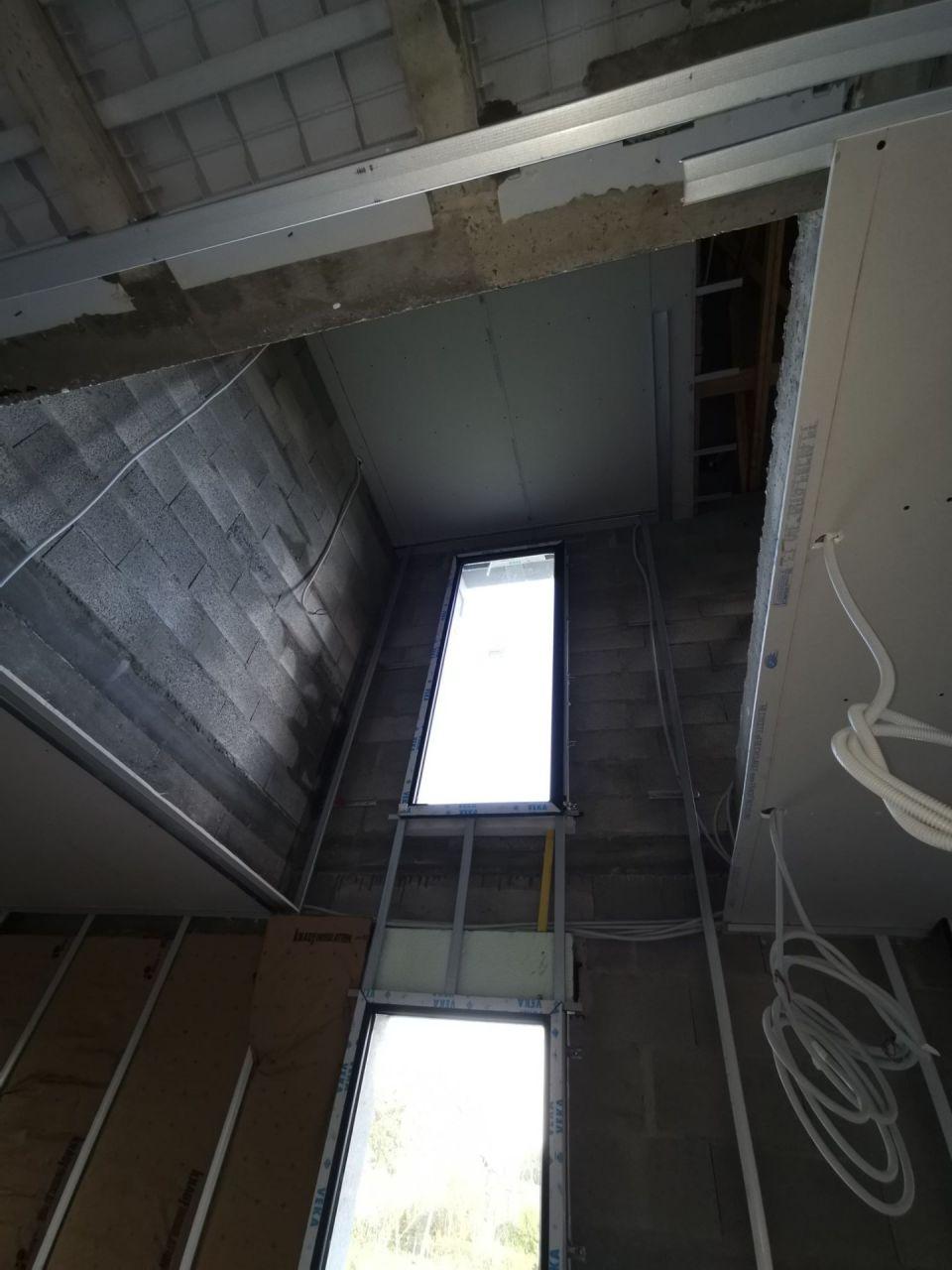 puis de lumière escalier