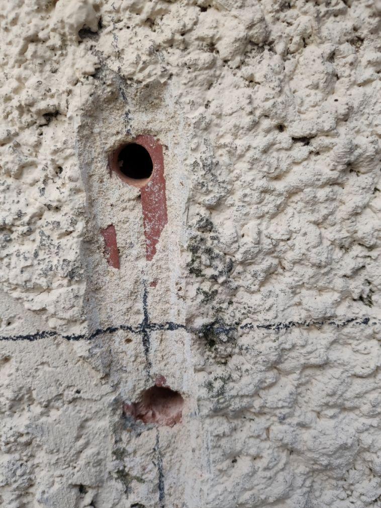 poteau sans portail attache haute