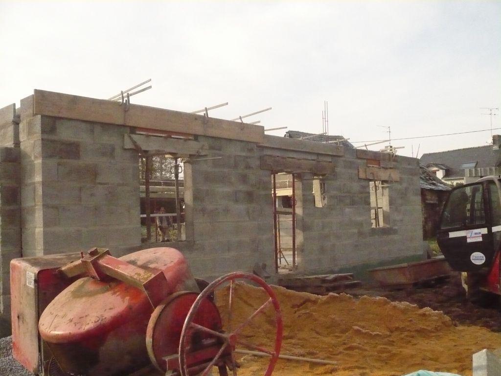 30/11/2010 : façade avant