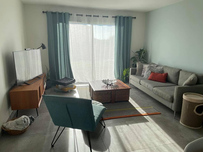 Nouveaux rideaux salon