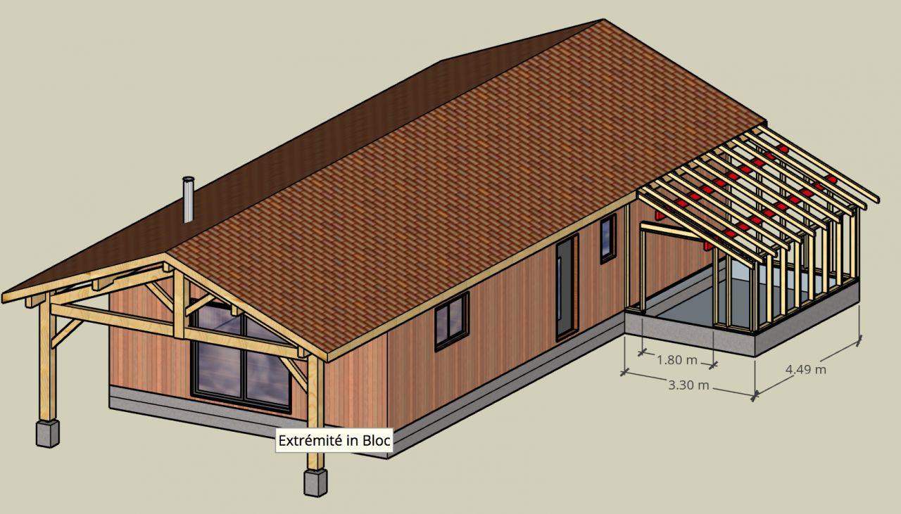 Perspective garage