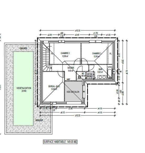 dernier plan étage avant signature