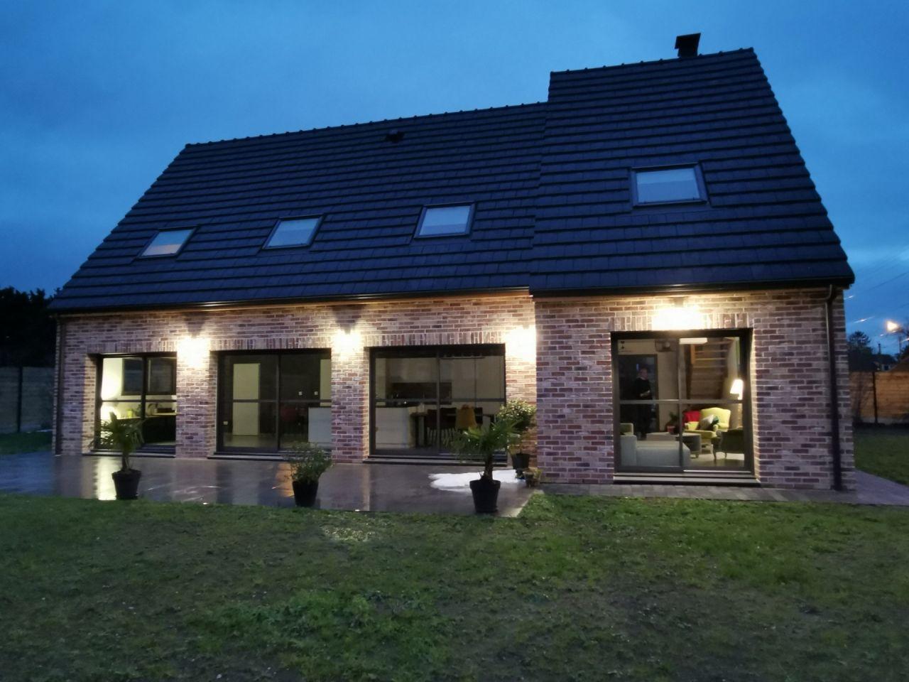 Éclairage terrasse et jardin !!