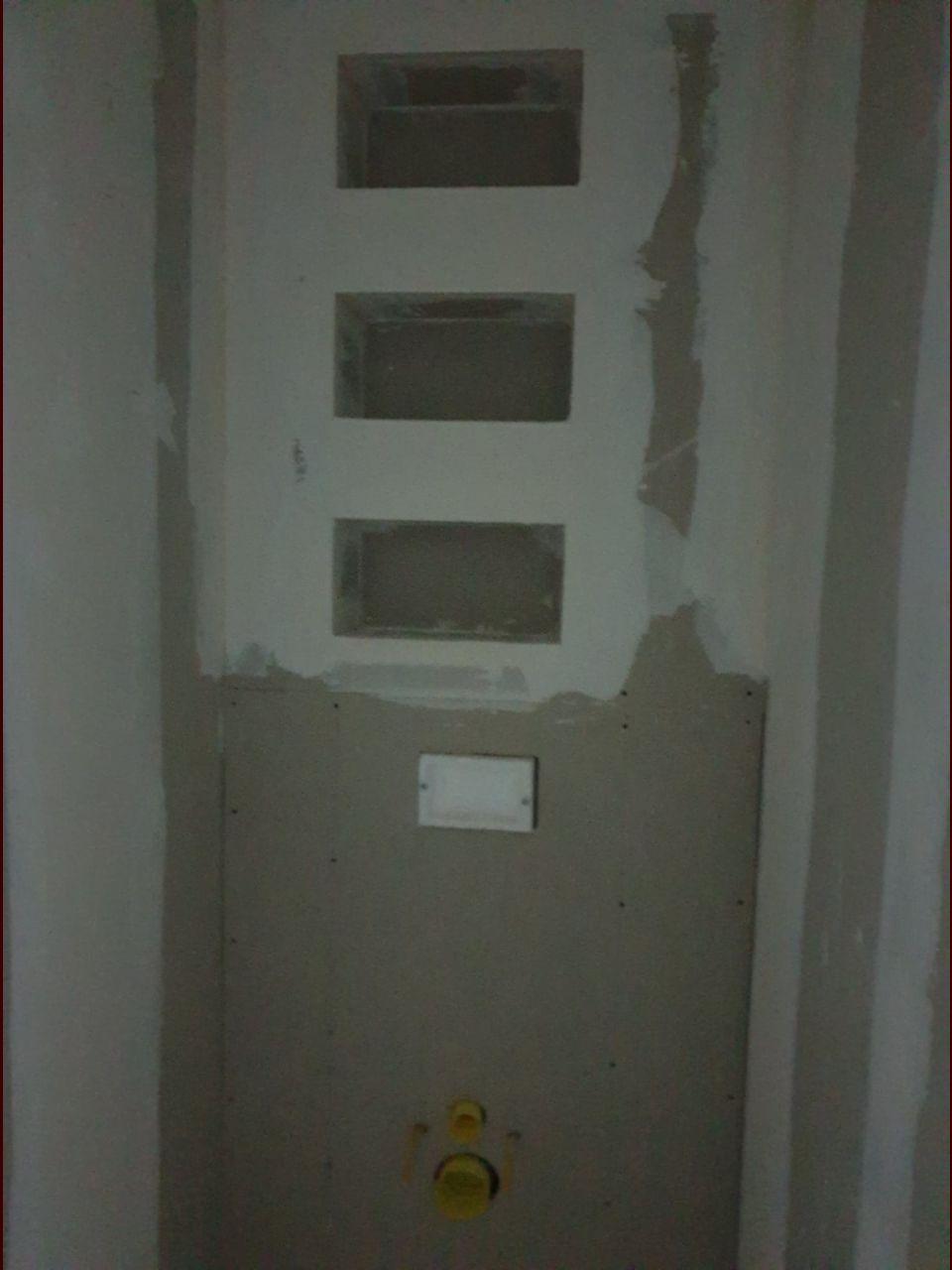 niches dans les WC