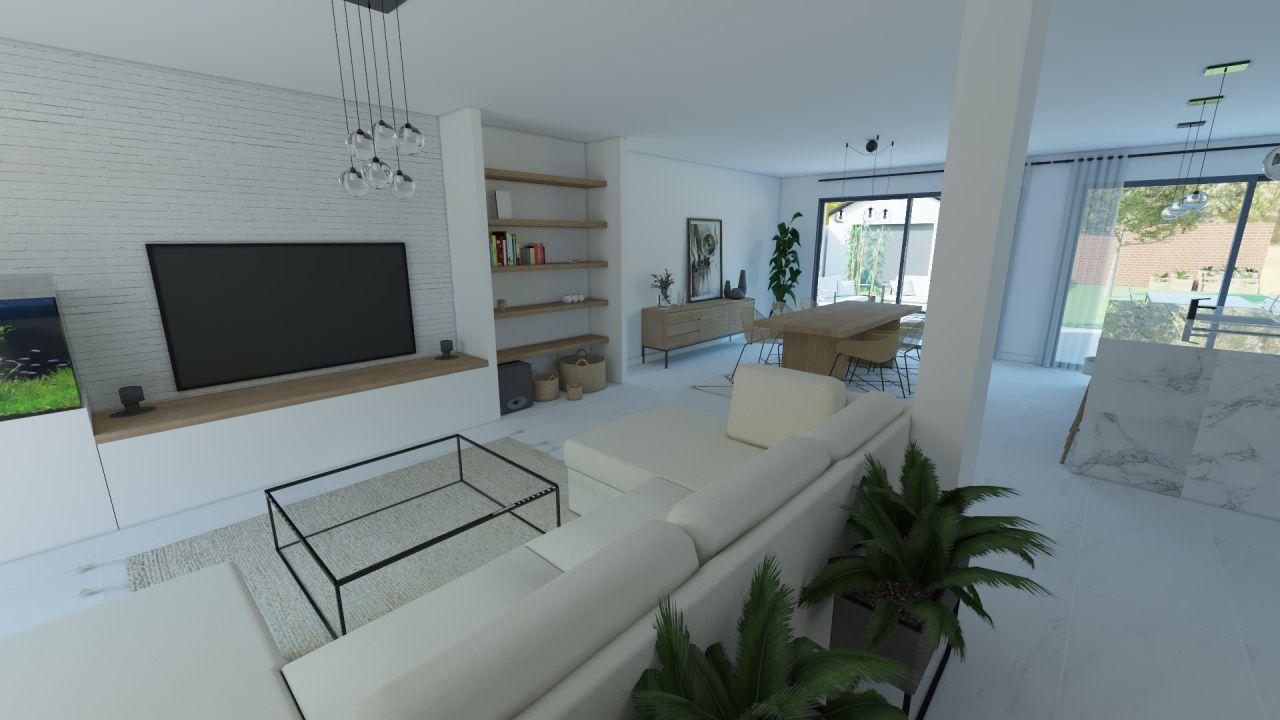 Idée d'aménagement intérieur