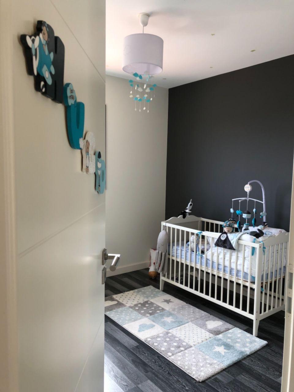 La chambre du petit dernier